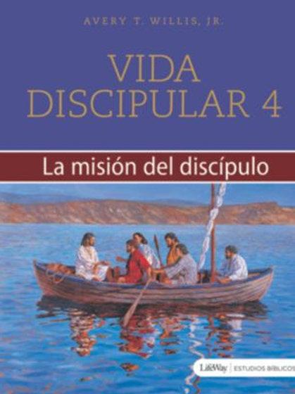 Vida discipular Vol.4