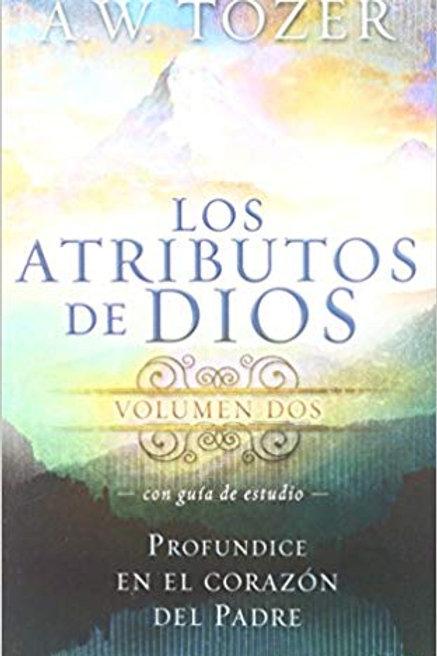 Atributos de Dios, Los Vol.2