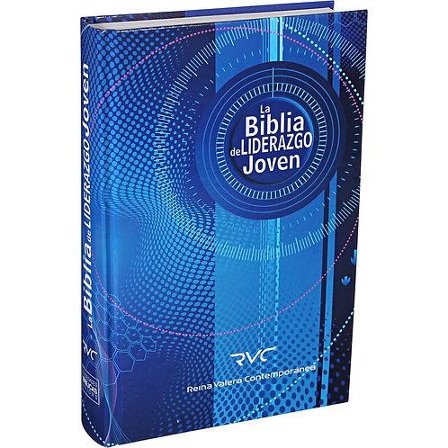Biblia De Liderazgo Joven RVC, Tapa Dura