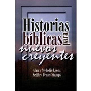 Historias bíblicas para nuevos creyentes