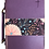 Thumbnail: Forro Para Biblia Mediano - Cruz Lila