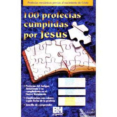 100 Profecías Cumplidas por Jesús