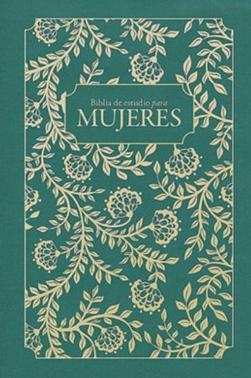 Biblia de estudio para mujeres RVR 1960, Tapa Dura