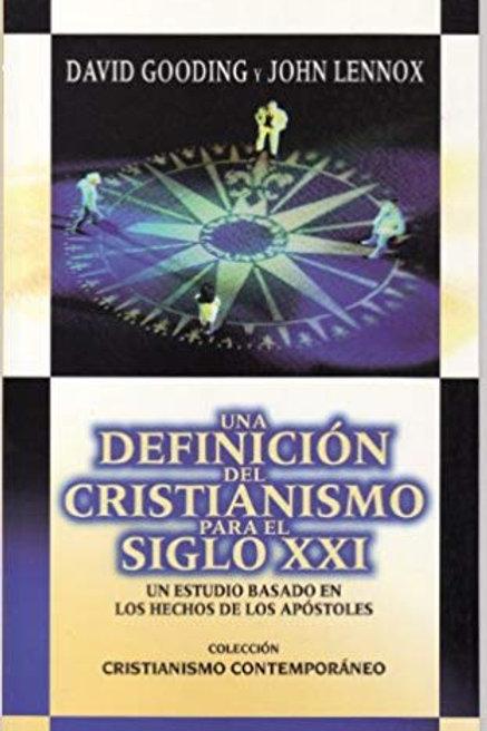 Una definición del cristianismo para el siglo XXI