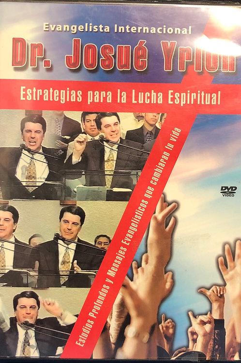Estrategias para la lucha espiritual (Predicación)  DVD