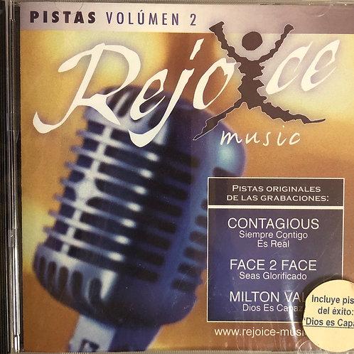 Rejoice music Vol.2 (Pistas)