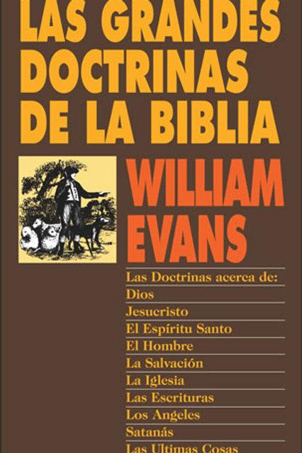 Grandes doctrinas de la Biblia,Las
