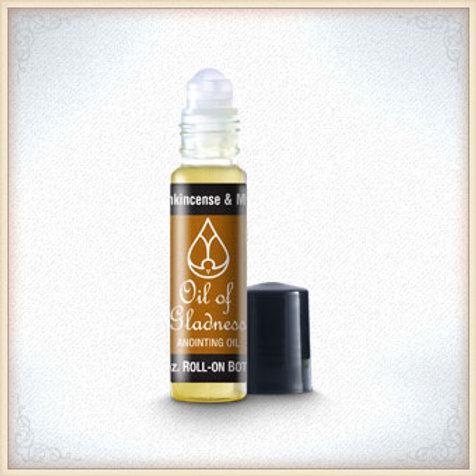 Frankincense & Myrrh - 1/3 oz Roll-On