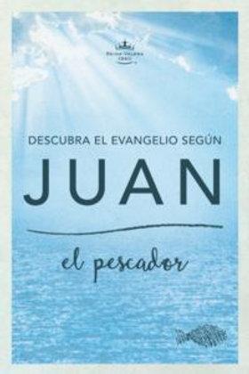 Descubra el Evangelio según Juan RVR 1960
