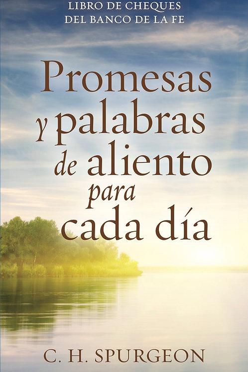 Promesas y palabras de aliento para cada día MM