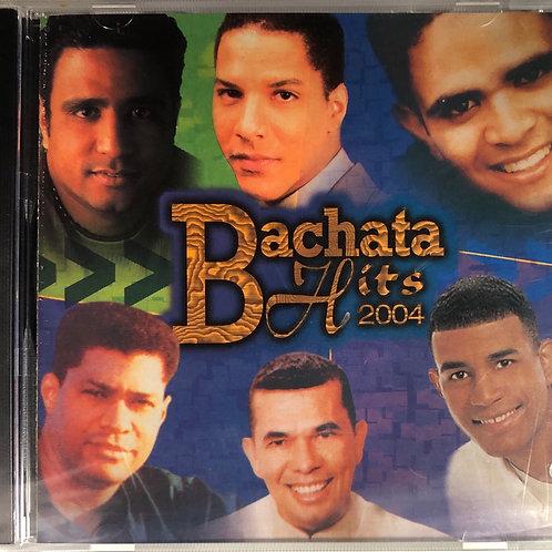 Bachata hits 2004