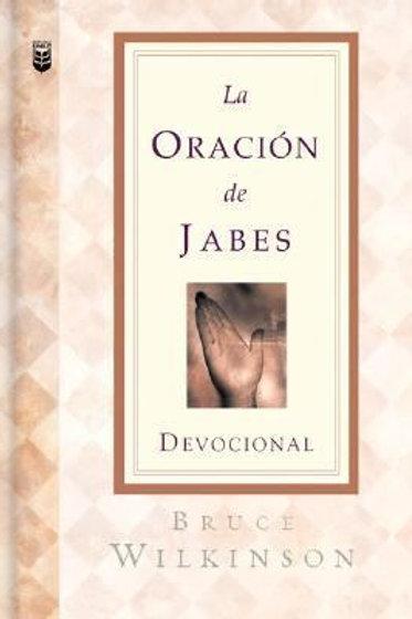 Oración de Jabes,La - Devocional