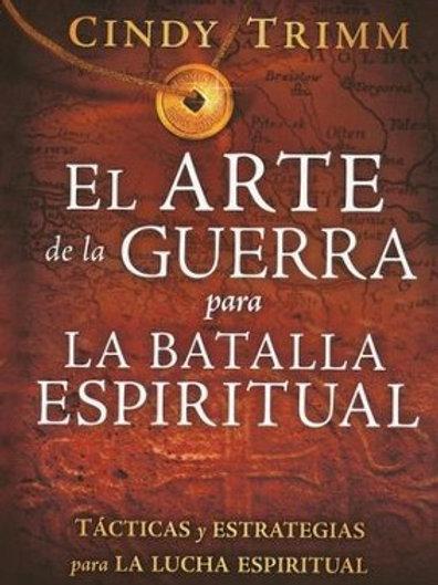 Arte de la guerra para la batalla espiritual