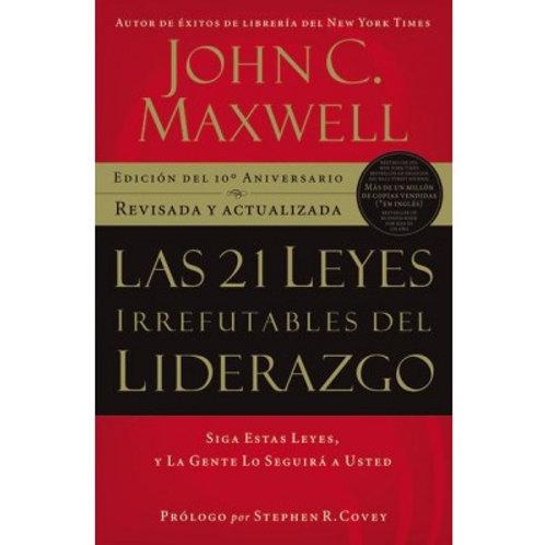 21 leyes irrefutables del liderazgo,Las