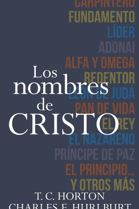 Nombres de Cristo -MM