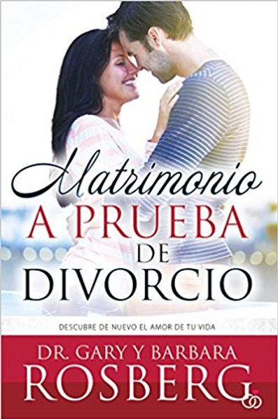 Matrimonio a prueba de divorcio MM