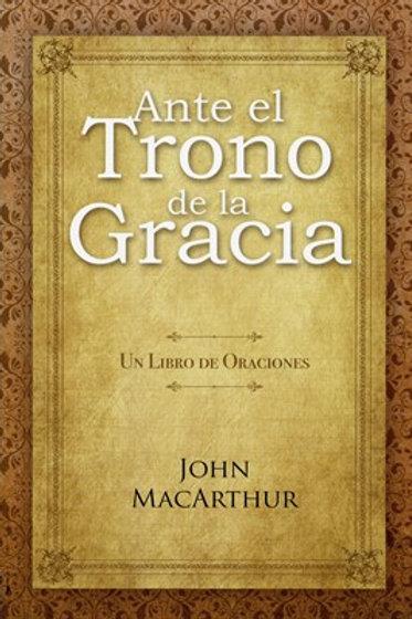 Ante el trono de la gracia