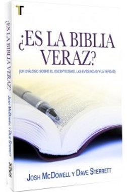 Es la Biblia veraz?