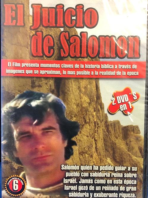 Juicio de Salomon (Pelicula)  DVD