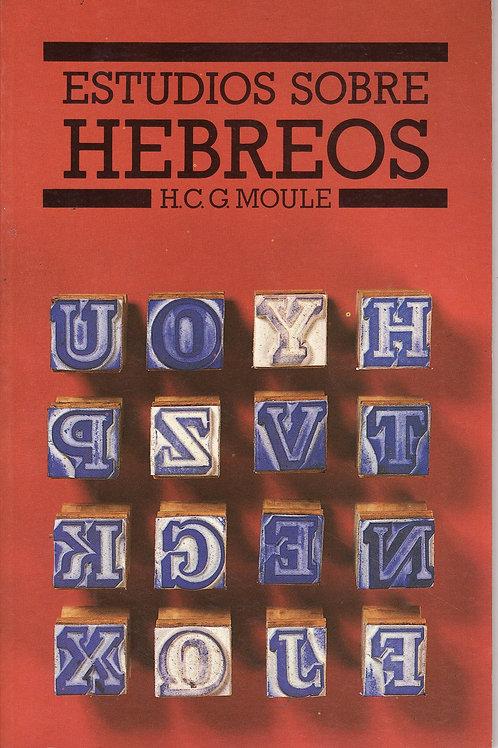 Estudios sobre Hebreos