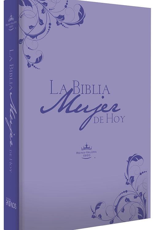 Biblia mujer de hoy Piel italiana RVR 1960