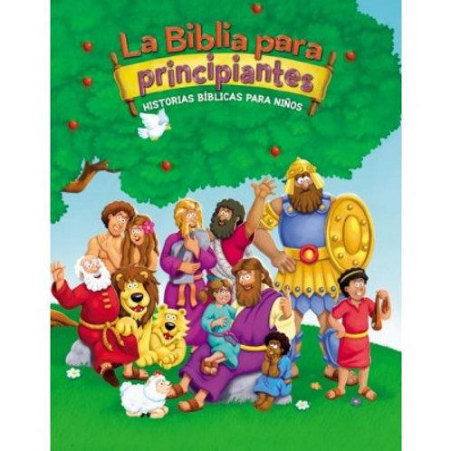 Biblia Para Principiantes En Español - Tapa Dura