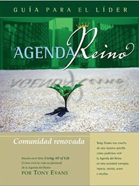 Agenda del Reino-Comunidad renovada/Guía del lider