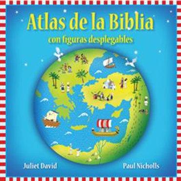 Atlas de la Biblia-figuras desplegables