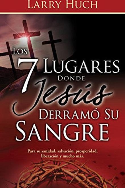 7 Lugares donde Jesús derramo su sangre,Los