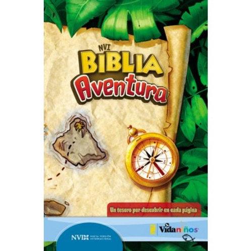 Biblia Aventura NVI, tapa dura