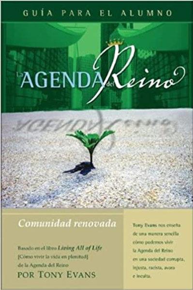 Agenda del Reino - Comunidad renovada