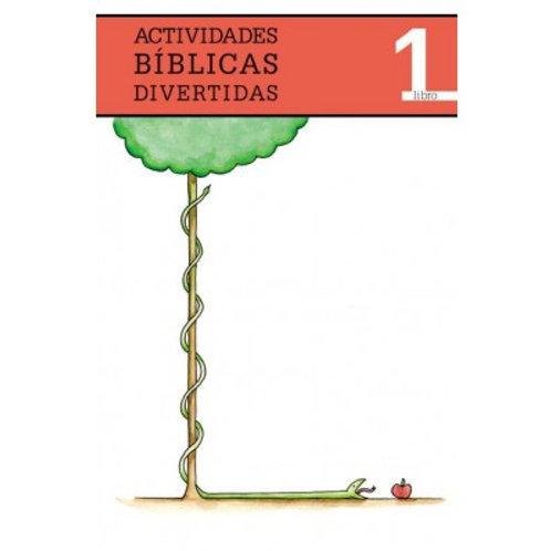 Actividades bíblicas divertidas, Libro I