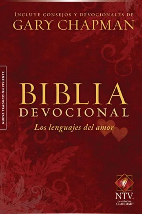 Biblia devocional los lenguajes del amor NTV