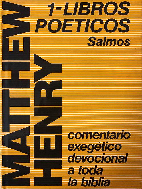 Comentario exegético Matthew Henry:Salmos