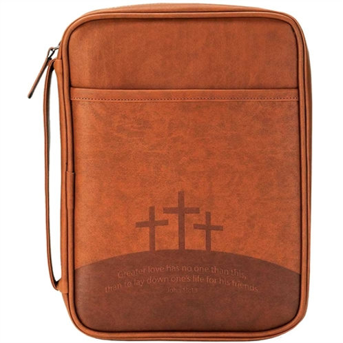 Bible Cover Medium Greater Love