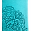 Thumbnail: Biblia letra súper gigante, RVR 1960, Símil Piel Aqua con índice
