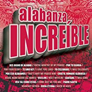 Alabanza increible