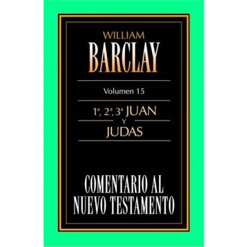 Comentario a 1,2 y 3 Juan y Judas Vol.15