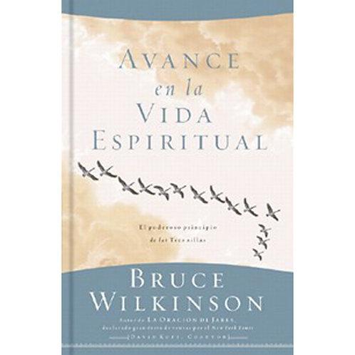 Avance en la vida espiritual - Tapa dura
