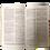 Thumbnail: Biblia Con Referencias RVR 1960, Imitación Piel Negro Con Índice