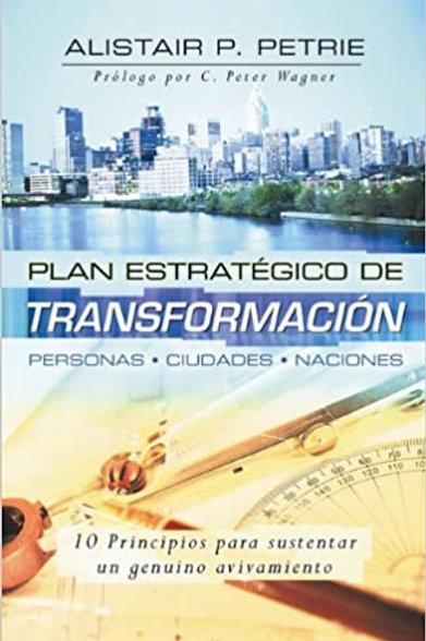 Plan estratégico de transformación
