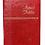Thumbnail: Biblia Tamaño Bolsillo RVR 1960, Imitación Piel Rojizo