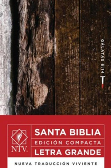 Biblia NTV, Edición Compacta, SentiPiel