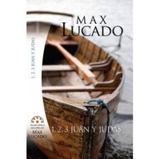 1, 2, 3 Juan y Judas: Estudios bíblicos