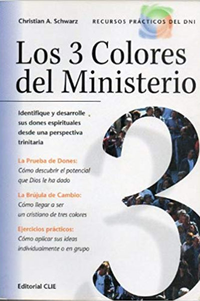 Los 3 colores del ministerio