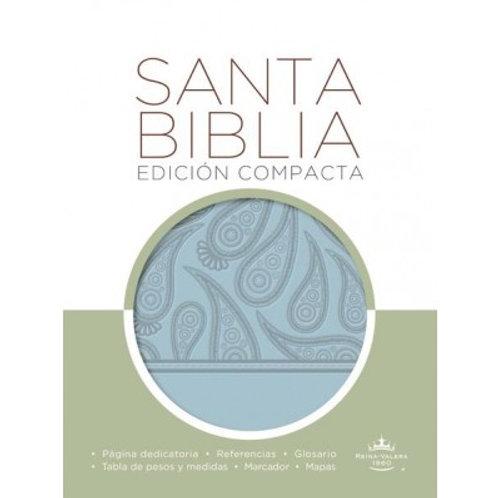 Biblia compacta piel italiana RVR 1960