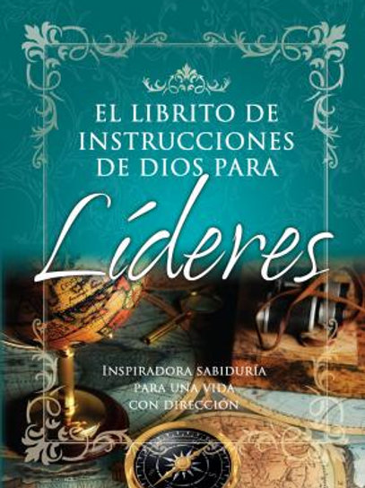 El librito de instrucciones de Dios para Líderes
