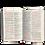 Thumbnail: Biblia Letra Grande Tamaño Manual, RVR 1960, Piel Fabricada Negro