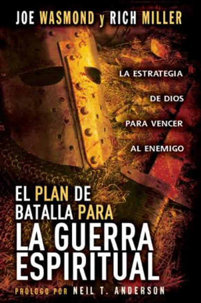 El plan de batalla para la guerra espiritual