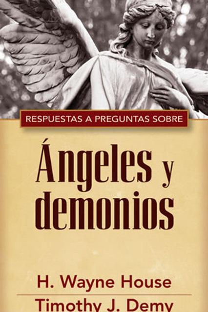 Respuestas a preguntas sobre ángeles y demonios MM